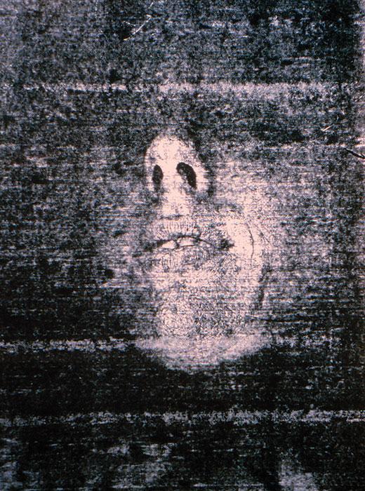 """Breathless Series,"" 2000, C-print. 7.5 x 12 inches."